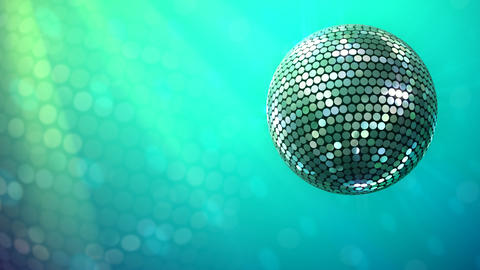 Mirror Ball 2 Na 1 HD Stock Video Footage