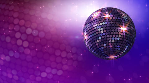 Mirror Ball 2 Nb 1 HD Stock Video Footage