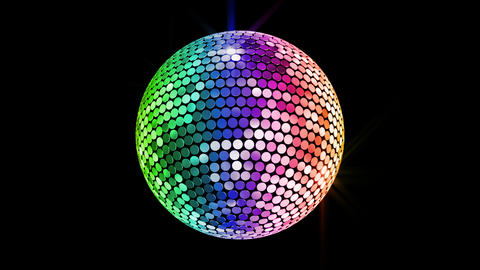 Mirror Ball 2 Br 1 HD Animation