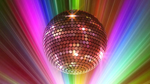Mirror Ball 2 Nc 2 HD Animation