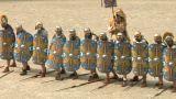 roman praetorian deployment 05 Footage