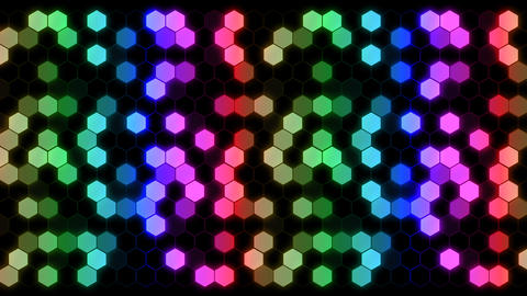Hexagon 3 Aa 4 HD Animation