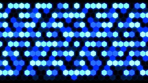 Hexagon 3 Ab 1 HD Stock Video Footage