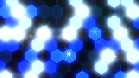 Hexagon 3 Bb 1 Flash HD Animation