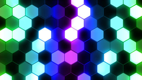 Hexagon 3 Bb 4 HD Animation