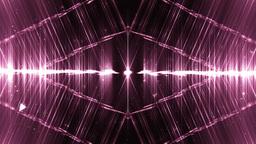 Vj Background Pink Motion With Fractal Design Animation