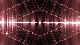 Vj Background Red Motion With Fractal Design Animation