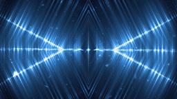 Vj Background Blue Motion With Fractal Design Animation