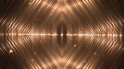 Vj Background Orange Motion With Fractal Design Animation