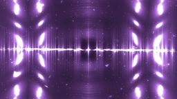 Vj Background Violet Motion With Fractal Design Animation