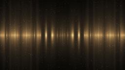 Audio Gold Equalizer Animation