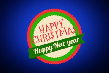 21 Christmas New Year Text Animations For Apple Motion and FCP X Plantilla de Apple Motion