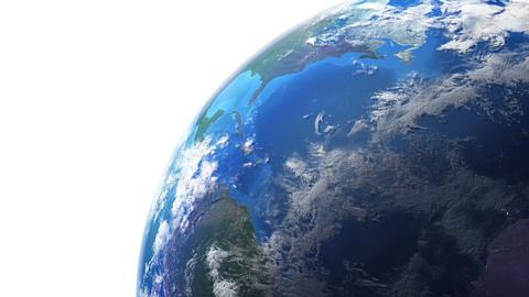 Earth w F 1n 4 K Animation