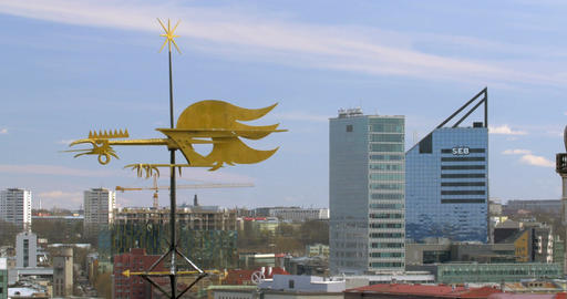 Daytime View of Tallinn Live Action