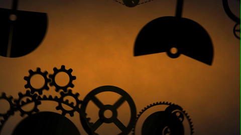 Gears and Pinions After Effects Template