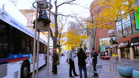 Downtown Denver Footage