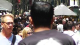 Barcelona La Rambla 01 Footage