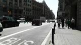 Barcelona Via Layetana 03 Footage