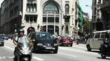 Barcelona Via Layetana 05 Footage