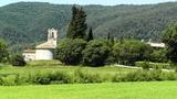 Beautiful Summer European Countryside 01 Footage