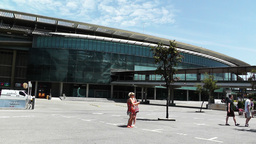 Estadi Camp Nou 04 Stock Video Footage