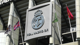 Estadio Santiago Bernabeu Madrid 04 Stock Video Footage