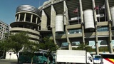Estadio Santiago Bernabeu Madrid 08 pan Footage