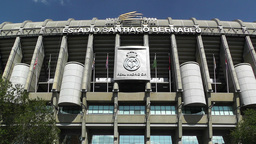 Estadio Santiago Bernabeu Madrid 10 Footage