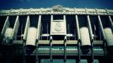 Estadio Santiago Bernabeu Madrid 14 stylized Footage