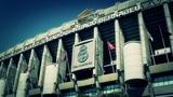 Estadio Santiago Bernabeu Madrid 16 stylized Footage