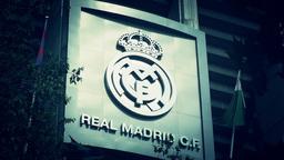 Estadio Santiago Bernabeu Madrid 18 stylized Footage