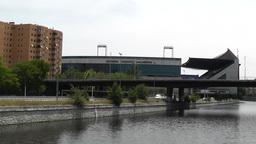 Estadio Vicente Calderon Madrid 02 Footage