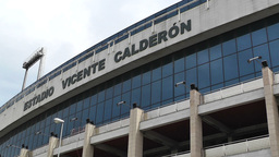 Estadio Vicente Calderon Madrid 08 Footage