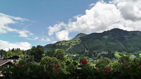European Alps Austria 23 Stock Video Footage