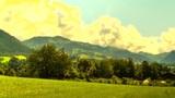 European Alps Austria 29 stylized Footage