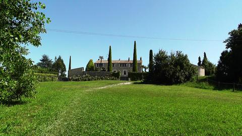 Hacienda in Spain 01 Stock Video Footage