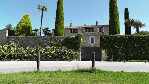Hacienda in Spain 03 Stock Video Footage