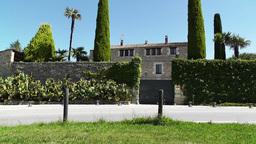 Hacienda in Spain 03 Footage