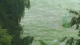 Heavy ThunderStorm 13 hailstones Footage