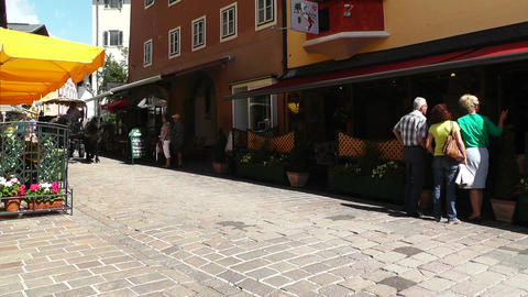 Kitzbuhel Austria 04 Stock Video Footage