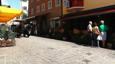 Kitzbuhel Austria 04 Stock Video Footage