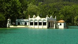 Lake Banyoles in Spain Catalonia 03 Footage