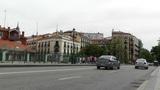 Madrid Calle De Bailen 01 Footage