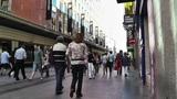 Madrid Spain Calle De Preciados 04 Footage