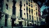 Madrid Downtown 05 stylized Footage