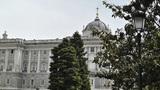 Madrid Palazzo Reale 05 Footage