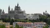 Madrid Santa Maria Almudena 06 Footage