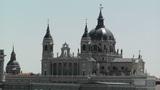 Madrid Santa Maria Almudena 07 Footage