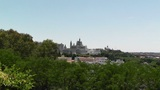 Madrid Santa Maria Almudena 08 zoom Footage