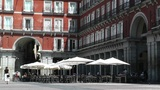 Plaza Mayor De Madrid 03 Footage